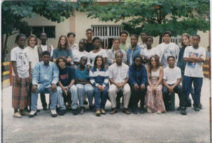 """The International French School of Lagos became """"Lycee Français"""""""